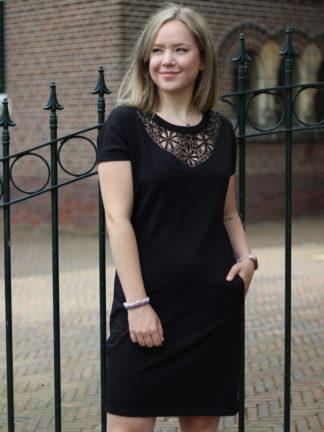 Bregje Black Dress